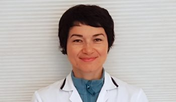 Pinar Aydemir - head physiotherapist and clinic owner